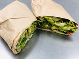 Veggie Goddess Wrap